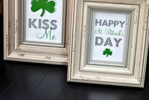 Pinch Me / St Patrick's Day treats and decor