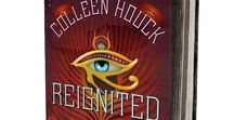 Reignited / Pins that inspired the book Reignited written by Colleen Houck