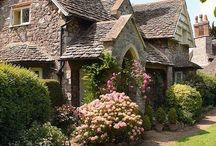 English Country Cottage Dreaming / This board is dedicated to all the quaint, cute, cozy and character-filled English country cottages and English country decor that I'd love to one day own :) So charming!!