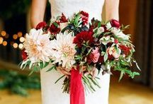 Wedding Flowers / Floral inspiration for our wedding