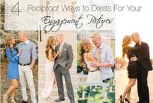 Engagement Sessions - What to Wear