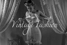 *Vintage Style* / LOVE vintage clothing / by ƒeeƒee,RN