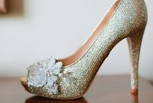 Bridal shoes / Finding your Cinderella slipper for your Big Day