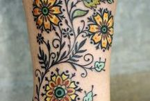Tattoos / by Ruth Hiscoke