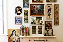 Interiors / by Ruth Hiscoke