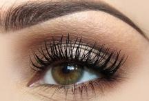 eyes & nails / by Rachelle Hilman