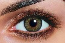 GORGEOUS eyes!:) / by Rachael Christensen