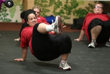 Stay Fit Without a Gym / You don't need fancy equipment to get in shape. Check out these exercises.  / by The Biggest Loser