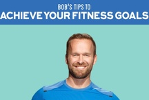 Tips for Fitness Success / You can do it! Achieve your fitness goals with tips from our host Ali and our amazing trainers Bob, Jillian and Dolvett! #BiggestLoser #FitnessTips / by The Biggest Loser