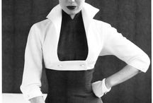 When We Wore Hats and Gloves / How I would have dressed were I in the year 1957 / future wardrobe design inspiration.