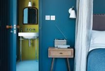 ROOM/MOOD / Unfocused appreciation of colours and shapes in an interior design picture. / by William Geandarme