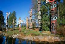 British Columbia, Canada / British Columbia scenery, art and culture ...