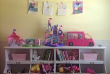 Playroom for my Princesses! / by Cheryl Stearns-Thompson