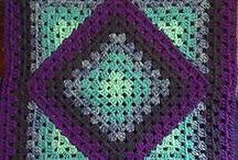 yarn - afghans