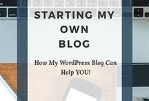 Start a Blog / blogging, work at home, blog, SAHM, WAHM, mompreneur, how to blog, how to start a blog, how to write a blog, how to use social media, Instagram, Twitter, Facebook, Pinterest, marketing, media, niche, ecourse, ebook,