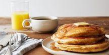 Breakfast / food, brunch, pancakes, muffins, recipes, easy, healthy, kids, granola, oatmeal
