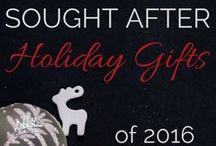 Holiday Gift Ideas / Christmas, holiday, new year, gift, present, kids, family, santa, giving