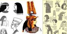 The Guardians of Truth: Clothing / clothing, jewelry, and hairstyle notes for a novel in progress. The Guardians of Truth is a young adult paranormal about spy girls in ancient Egypt. Sample at http://my.w.tt/UiNb/4J4rLCQRWy