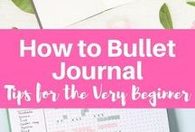 Planners and Printables / planners, printables, organization, life plan, daily plan,  bullet journal, bujo