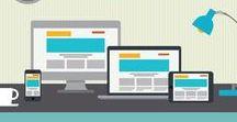 Small Business Website / Business, entrepreneur, WordPress, themes, online, create an online business, business website, web design.