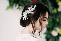 Fashion & Style For Weddings / Think beyond just the dress and find your complete bridal look. The little details like veils, trending fashion pieces, sashes, and much more are here for you to love. xoxo / by wedding chicks