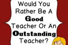 Once a teacher ALWAYS a teacher