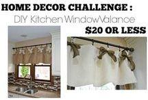 DIY Home Decor / DIY Home Decor Projects