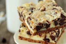 Bars and Brownies / by Cupcake Diaries (Food and Recipes)