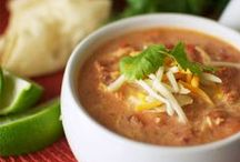 Soups / by Cupcake Diaries (Food and Recipes)
