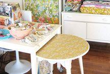 Sew Crafty, Sew Helpful... / by Rachel & Riley