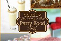 New Year's / by Cupcake Diaries (Food and Recipes)