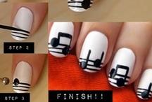 Nails, Nails, Nails / by Kate Holbrook