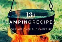 Camping / by Cupcake Diaries (Food and Recipes)