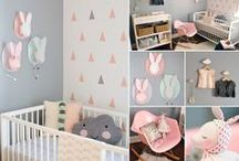 Nursery - Decor / by Designers Inc