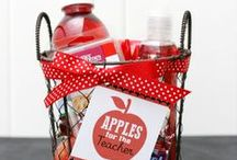 Teacher Appreciation / by Cupcake Diaries (Food and Recipes)