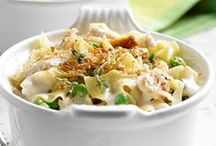 Recipes / Savory recipes, dinner ideas, side dishes, etc.