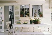 kitchen / rooms to inspire edible art