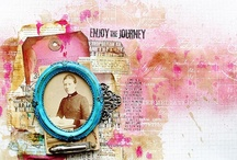 Layouts / by Tim Holtz
