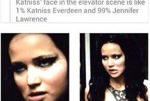 Jennifer Lawrence! LOL / by Kate Holbrook