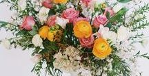 Weddings Flower Arrangements / Tall wedding centerpieces, DIY wedding centerpieces, romantic wedding centerpieces, rustic wedding centerpieces, elegant wedding centerpieces.