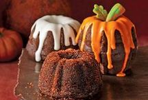 Fall Recipes / All things pumpkin, apple, and other fall-y foods!