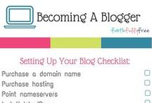 Blogging and Social Media Helps / Everything blog and social media related. Facebook, Twitter, Pinterest, Instagram, Wordpress, Blog Income, Blog Traffic, and more.