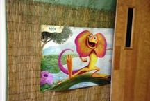 Weird Animals VBS Ideas / Everything related to Group's Weird Animals 2014 VBS Theme. Inspiration and Ideas