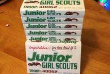 Girl Scout Juniors