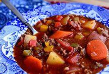 Soups / Soups, stews, etc.