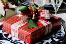 Christmas Gift-Wrap / by Wakana NAKAO