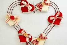 Valentine's Day / Crafts, Food, Gifts