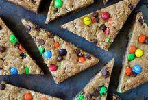 Cookies, Brownies, and combos thereof... / Cookies, bar cookies, brownies...