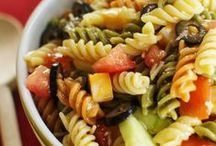 Pasta Salads / by Cupcake Diaries (Food and Recipes)
