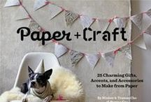Papercraft / Cards, Tags, gift-wrap, journaling, printables, scrap-booking / by Sarah Jaeger